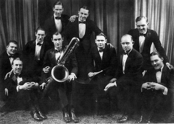 Trumbauer Arcadia Band with Bix Beiderbecke