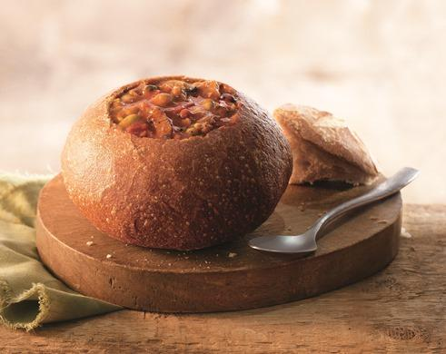 Panera Bread's shared meal of responsiblity, a turkey chili