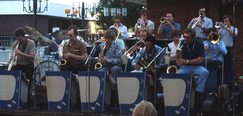 St. Louis Jazz Society Big Band-1978