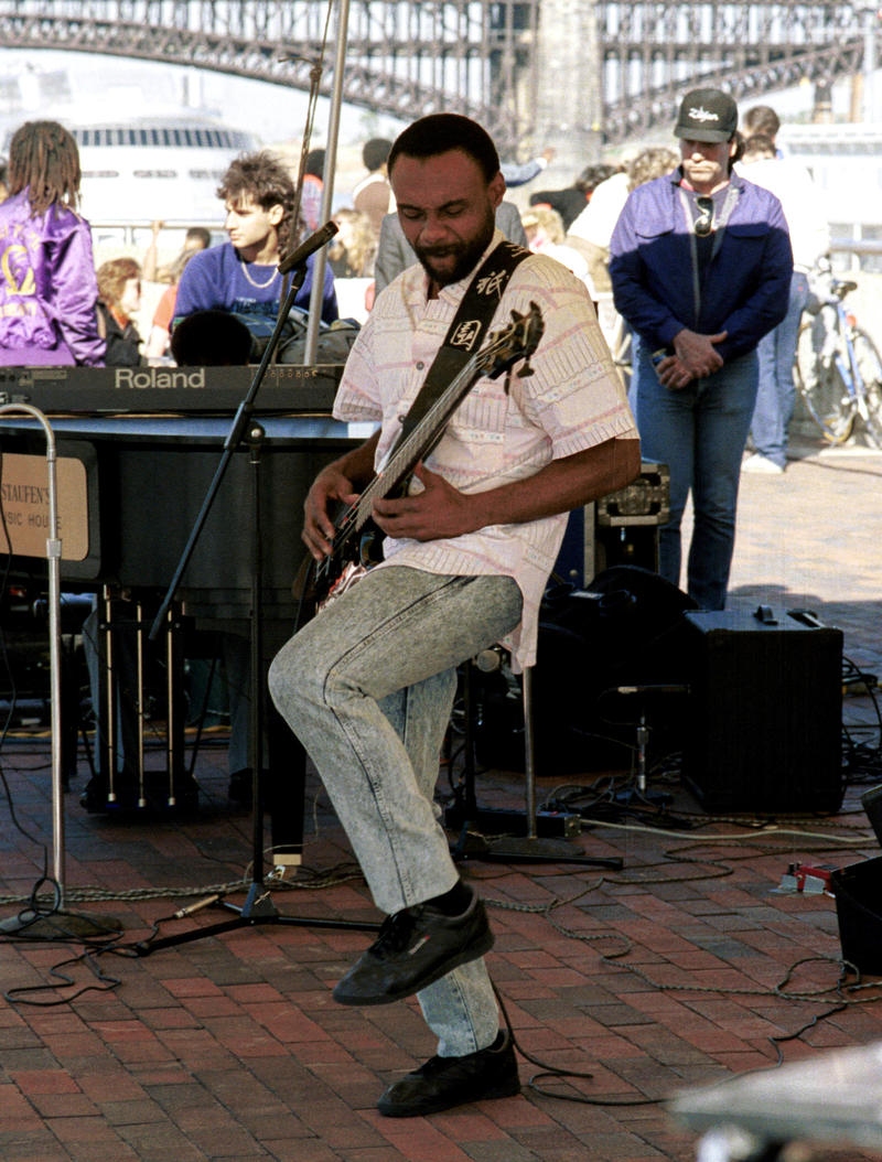 Darryl Mixon-1987