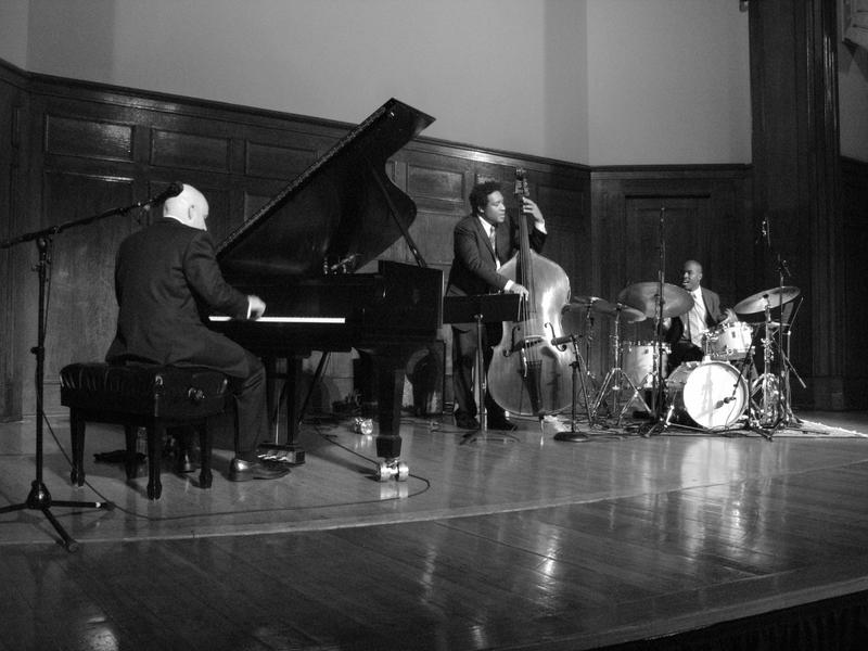 Peter Martin Trio at the Sheldon-2010