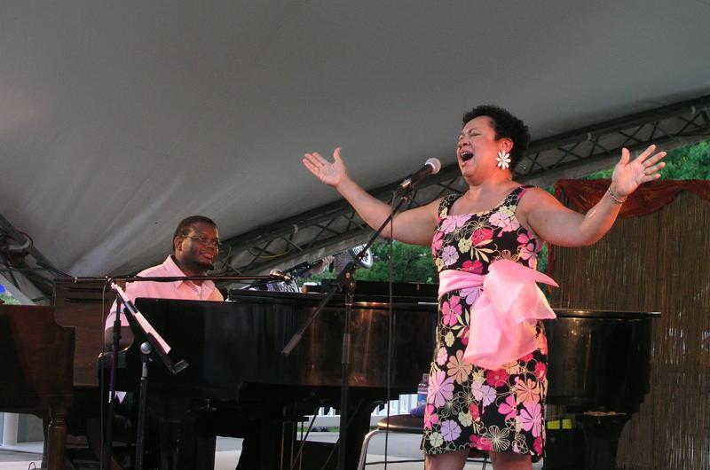 Reggie & Mardra Thomas-2006