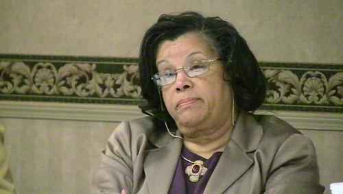 Former state senator from St. Louis Robin Wright-Jones.