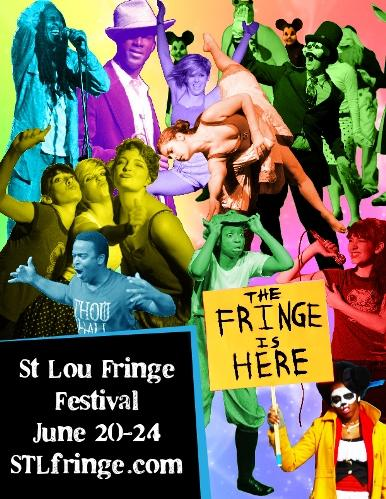 The St. Lou Fringe Festival occurs June 20-24, 2013