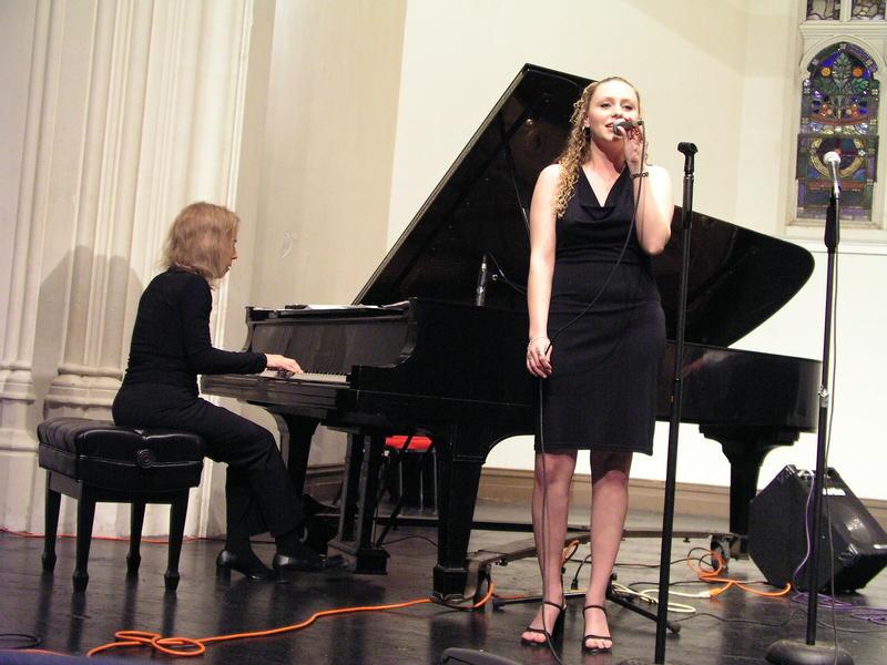 Carolbeth True & Ashley Mason-2004