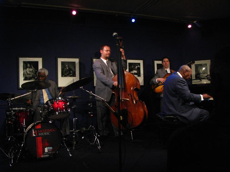 Freddy Cole Quartet-2012