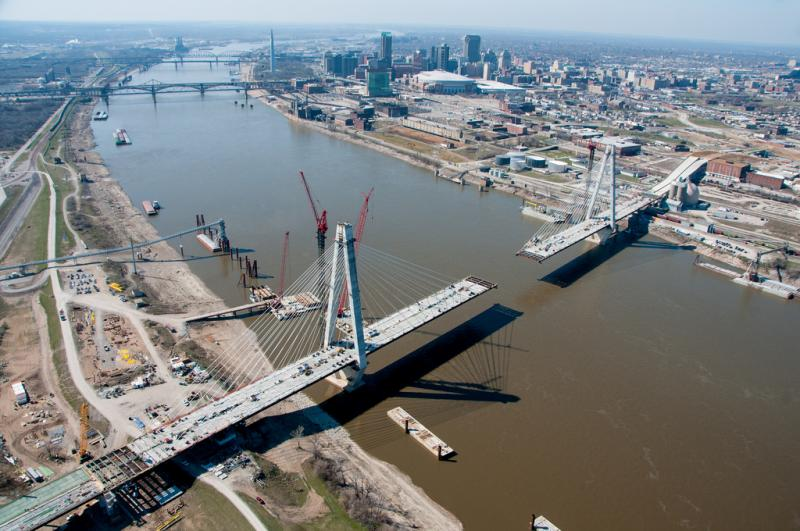 "This bridge could soon be designated as the ""Stan Musial Veterans Memorial Bridge."""