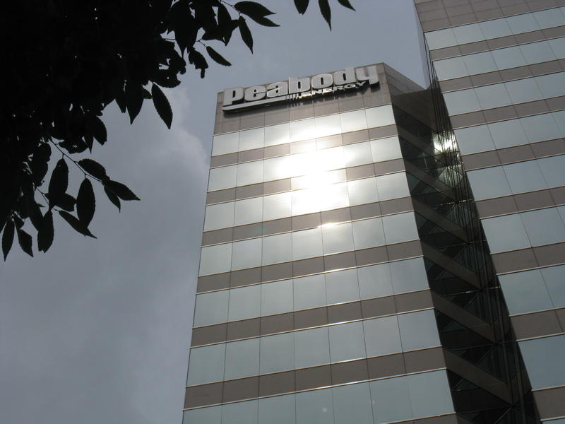 Peabody Energy has almost 400 at its downtown headquarters and roughly 7,000 worldwide.