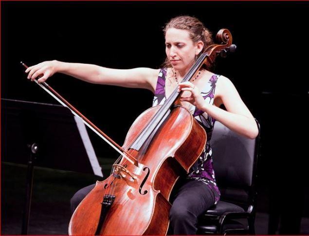 Gesher Music Festival Artistic Director Sara Sitzer