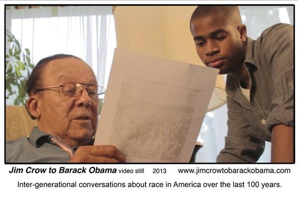 """Jim Crow to Barack Obama"" on Tuesday, July 16 at 7:00 p.m."