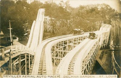 Delmar Garden Aerial Racer, circa 1905-1910.