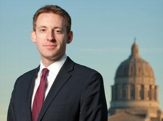 Mo. Secretary of State Jason Kander (D).