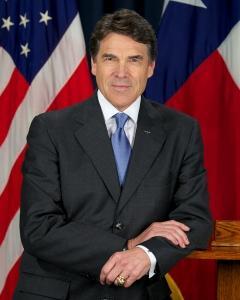 Texas Gov. Rick Perry (R).
