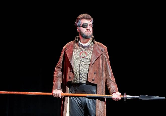 Timothy Bruno as Wotan
