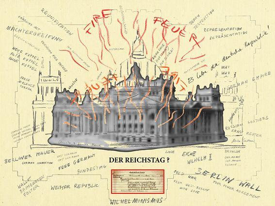 Renata Stih and Frieder Schnock, German; The Reichstag?, 2013