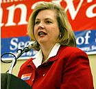 Catherine Hanaway in 2004, when she was running for Mo. Secretary of State.