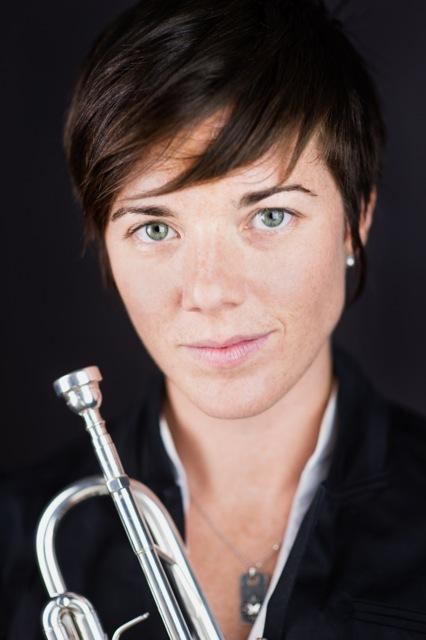 St. Louis Symphony Principal Trumpet Karin Bliznik