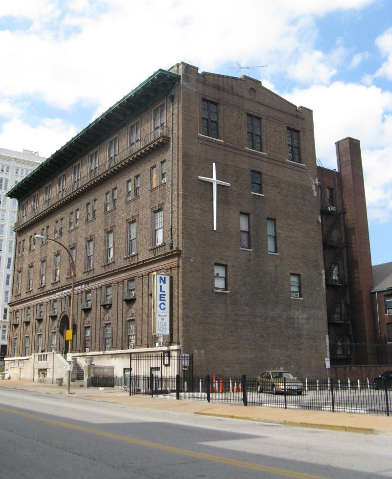 A group of downtown property owners is trying to get the city to revoke the occupancy permit of the New Life Evangelistic Center, saying its a detriment to the neighborhood.