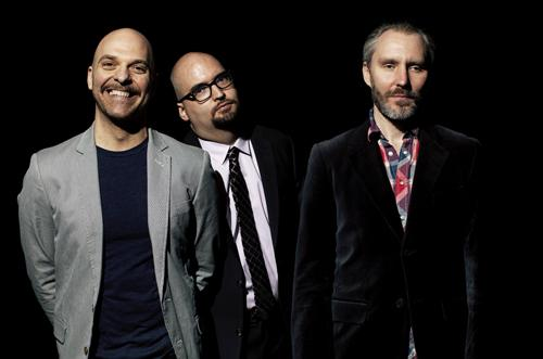 Jazz trio The Bad Plus