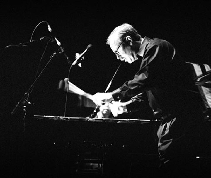 Jazz Vibrophonist Gary Burton