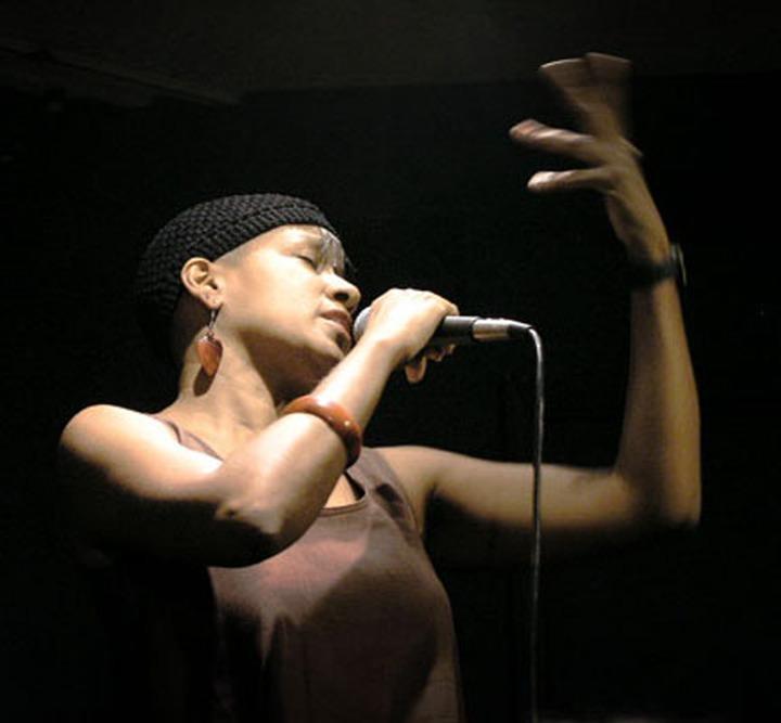 Vocalist Rene Marie