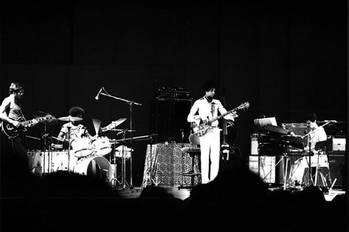 Return to Forever at Mississippi River Festival 1974