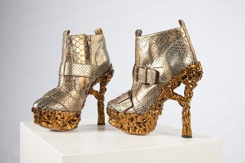 McQueen boots - photo (c) Sarah Carmody