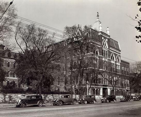 The exorcism ended at the Alexian Brothers Hospital in South St. Louis.  The room where it took place was sealed-off for years and that wing of the hospital was demolished in 1978.