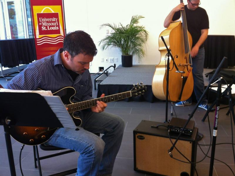 Adonis Blue guitarist Brian Vaccaro