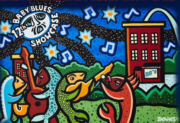 12th Annual Baby Blues Showcase