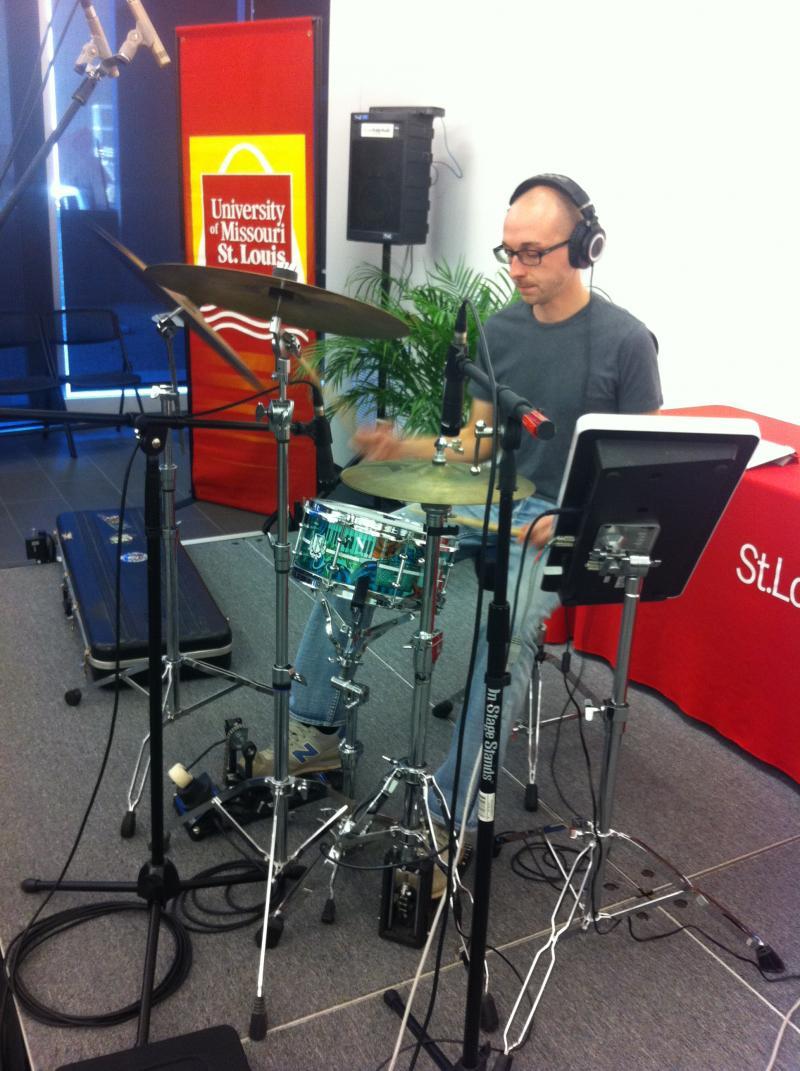 Tony LaMacchia of The Reverbs