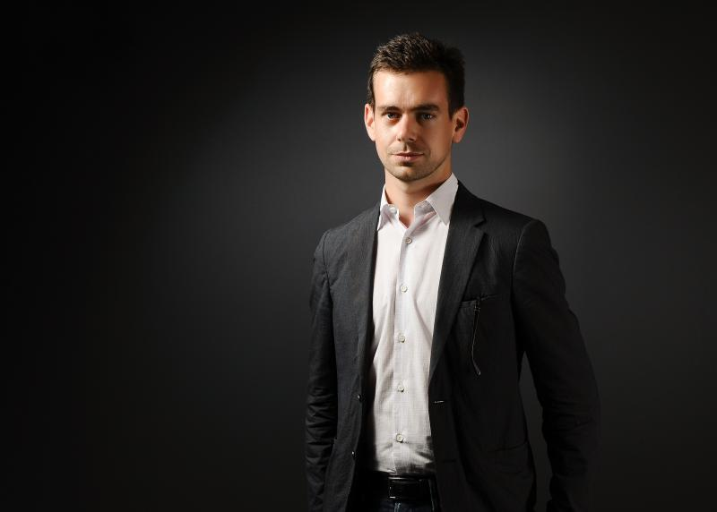 Twitter co-founder and St. Louis native Jack Dorsey.