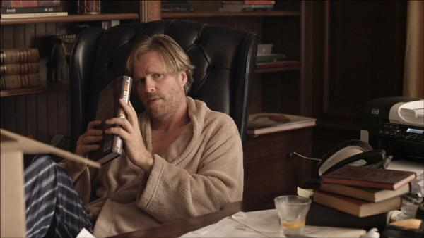 "Actor Cary Elwes in Brian Jun and Jack Sanderson's ""She Loves Me Not."""