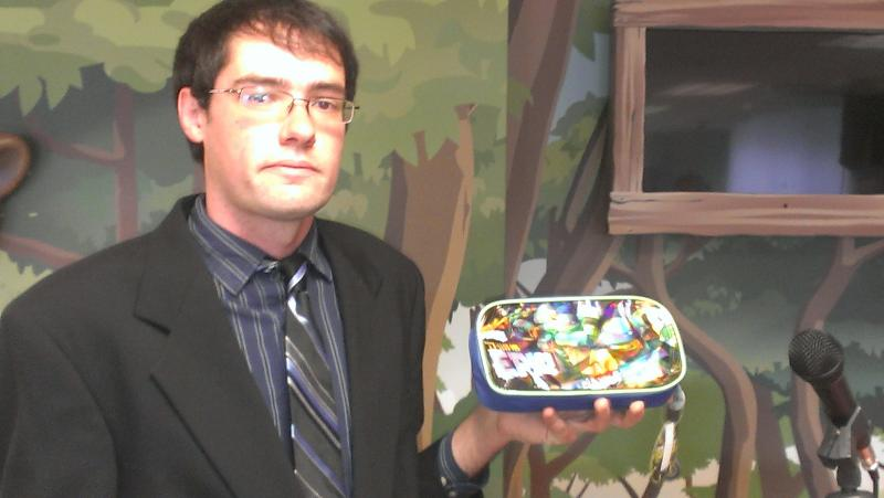 MoPIRG's Alec Sprague explains why a pencil box could be dangerous to kids.