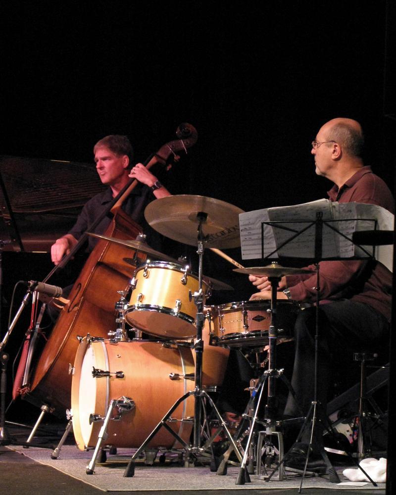 Luther Hughes (b) Paul Kreibich (d)-2007