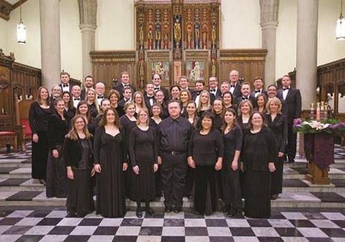 Saint Louis Chamber Chorus