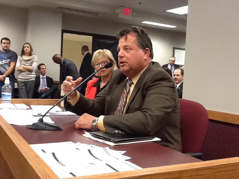 United for Missouri's Carl Bearden is a skeptic of the prescription drug monitoring program.