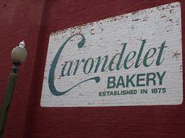 Carondelet Bakery at 7726 Virginia Ave.