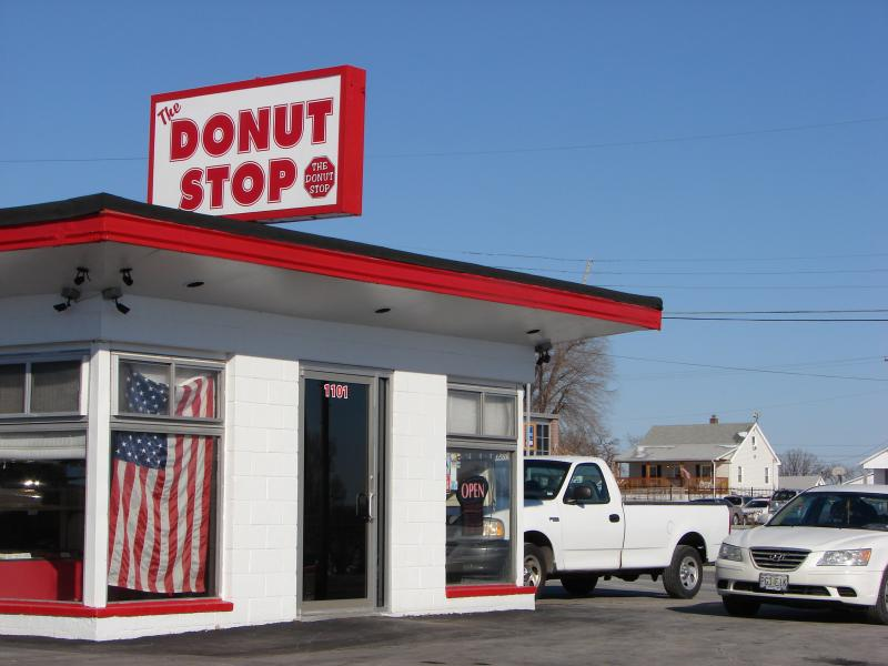 The Donut Stop in Lemay.