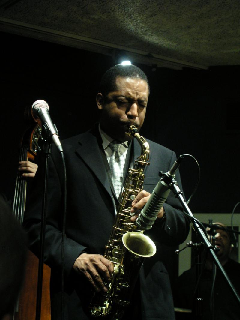 Donald Harrison-2006