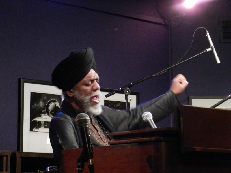 Dr. Lonnie Smith-2013
