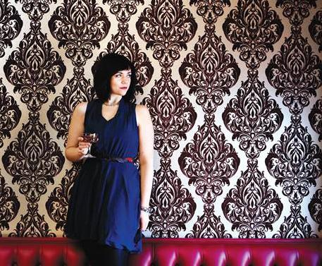 Planter's House bartender Mandi Kowalski, one of Sauce Magazine's 2014 Ones to Watch.