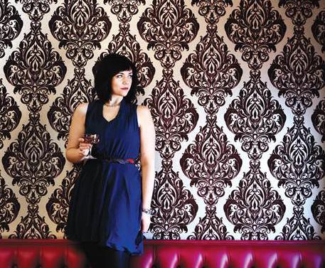 Planter's House bartender Mandi Kowalski, one of Sauce Magazine's 2014 Ones to Watch.