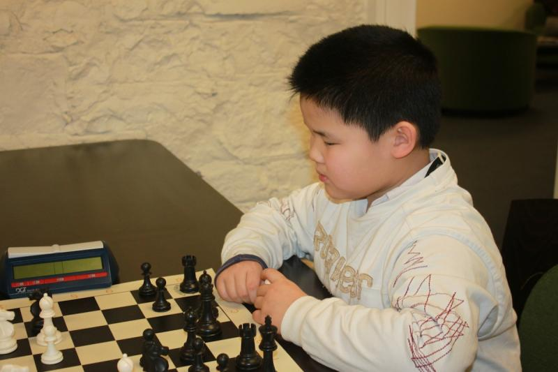 Awonder Liang, 10, earned his second gold medal at the World Youth Chess Championships in the United Arab Emirates.