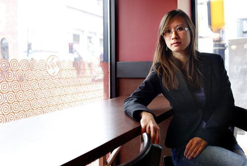 Composer Stephanie Berg