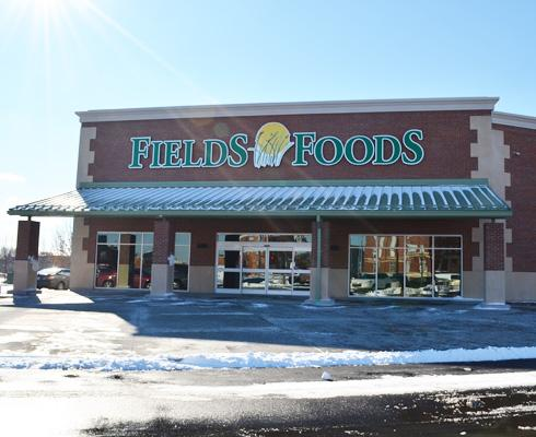 Fields Foods, a new grocery store in Lafayette Square with a focus on natural and local foods, opened January 4, 2014.