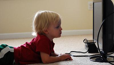 The American Academy of Pediatrics recommends no more than two hours of screen time a day for children over the age of two.