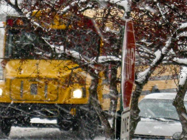 Winter weather has played havoc with school schedules.
