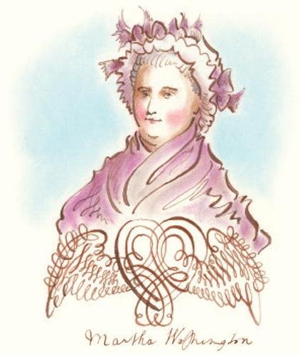 As the first First Lady, Martha Washington had to be both formal enough to be taken seriously by Europe and downhome enough to be accepted by the people who had just fought a revolution, said Cokie Roberts.
