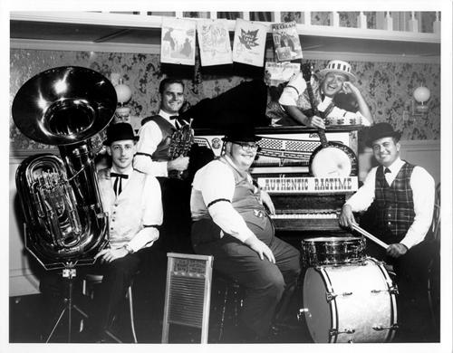 St. Louis Ragtimers at the Natchez Queen on Gaslight Square in 1962